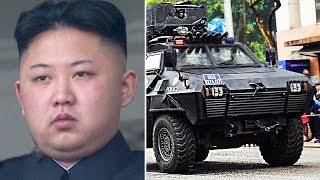 10 Crazy Things Kim Jong-Un Owns To Protect Himself !