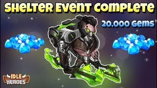 Idle Heroes (S) - 10 Star Mirage! Last Minute Event Completion