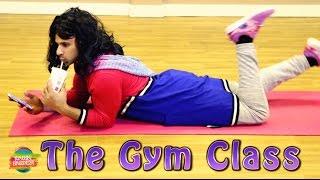 The Gym Class   Rahim Pardesi