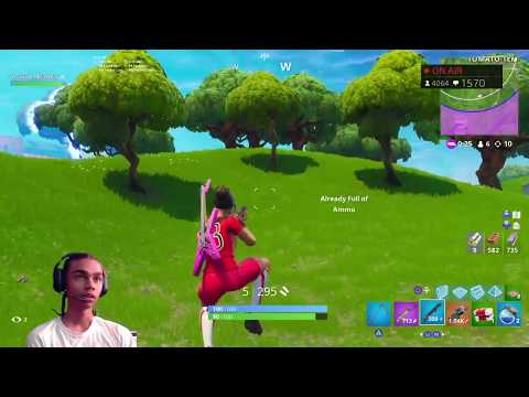Best Solo Player on Fortnite | Best Shotgunner on PS4 | 1990+ Solo Wins