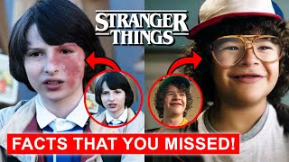 Stranger Things: 20 Facts You Didn't Know