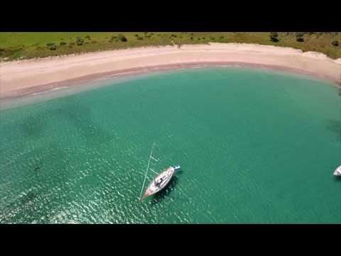 Video of Flying Kiwi - Stunning Drone Footage