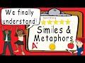 Similes and Metaphors | Award Winning Similes and Metaphors Teaching Video | New!