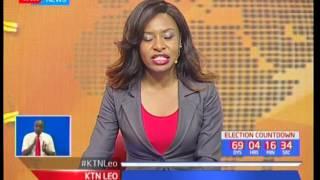 Kurunzi ya Leo: Rais Uhuru Kenyatta azindua reli ya SGR