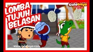Culoboyo Lomba Tujuh Belasan HUT Kemerdekaan Republik Indonesia | Lagu Anak
