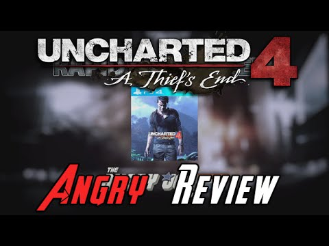 Uncharted 4 Angry [RF] Review - YouTube video thumbnail