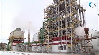 На «Акроне» запущен новый агрегат мощностью в 600 тонн удобрений в сутки