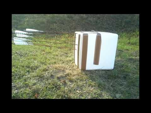 ... diy styroporbox-ziele - der schusstest | HD