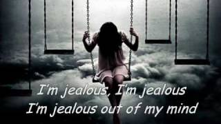 "divinyls "" im jealous""  with lyric"