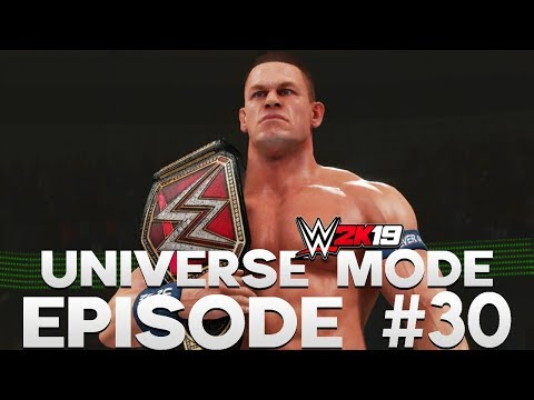 WWE 2K19 | Universe Mode - 'MONEY IN THE BANK!' (PART 5/5) | #30