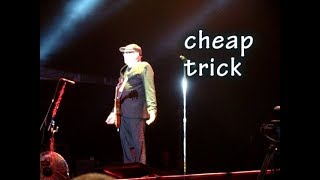 Cheap Trick Live in Sao Paulo - California Man - 13th Dec 2017