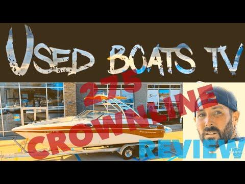 Crownline 275 SSvideo