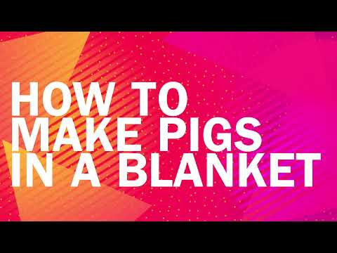 , title : 'How to make pigs in a blanket