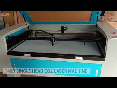 CO2 Non Metal Laser Cutting Machines 4 feet 3 feet