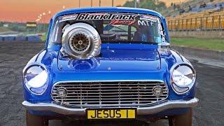 TINY Honda GIANT Turbo!