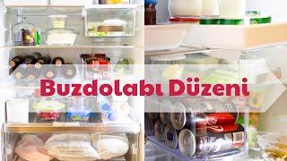 Buzdolabı Düzenim | İrem Güzey