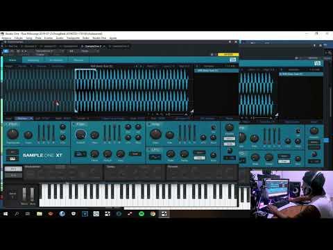 Como fazer um grave 808 tonalizado com a música ( Técnica de 808 )
