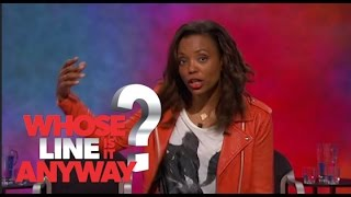 Best Aisha Tyler Moments - Whose Line Is It Anyway ?