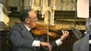 preview picture of video 'Quatuor à l'Église de Varennes le 21 mai 1989'