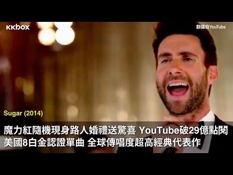 魔力紅 Maroon 5 高雄體育館開唱!必練金曲嗨翻整個夜晚
