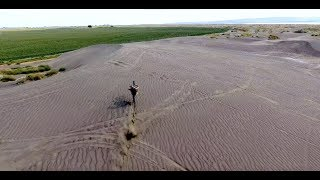 Mose Lake Sand Dunes Trip Summer 2018- Part 1