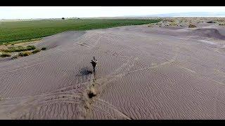 Mose Lake Sand Dunes Trip Summer 2018- Part 1