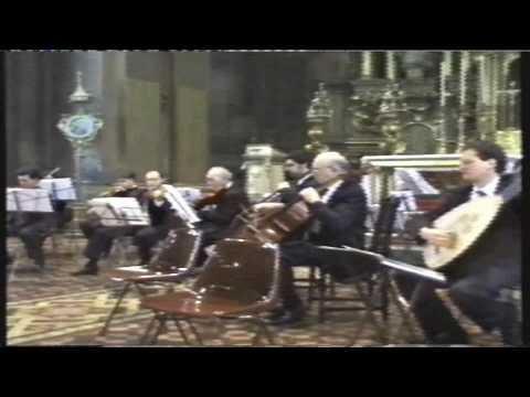 CORELLI - OPUS 6 Nro. 8 III (Adagio-Allegro-Adagio) ORQ DE CAM ALCESTE (1998)