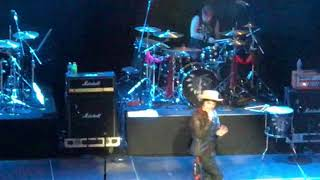 Adam Ant Gotta Be a Sin SF Masonic 2017