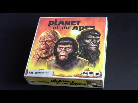Box of Delights PRESENTS.............. Planet of the Apes