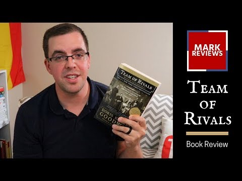 """Team of Rivals: The Political Genius of Abraham Lincoln"" by Doris Kearns Goodwin – Book Review"