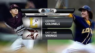 Full replay: Ledyard at East Lyme baseball