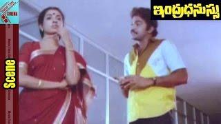 Back To Back Funny Scene || Indradhanussu Movie || Rajashekar  || MovieTimeCinema