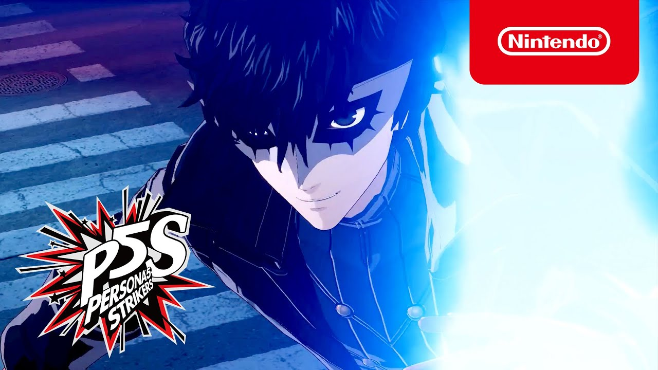 Il Gameplay di Persona 5 Strikers mostra i Phantom Thieves in azione
