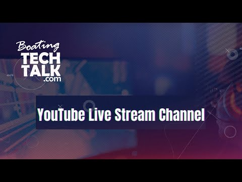 Upcoming Live Stream Plus Find Out Why Jeff Chose His Boat!