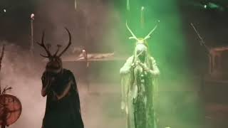 Heilung   Krigsgaldr  Live (19.04.2019, Moscow)