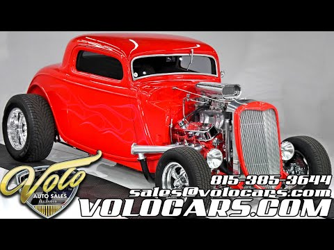 1934 Ford Custom (CC-1430413) for sale in Volo, Illinois