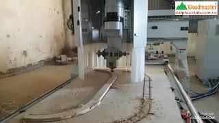 WOODMASTER | MÁY CNC 3D PRO-MASTER-T3