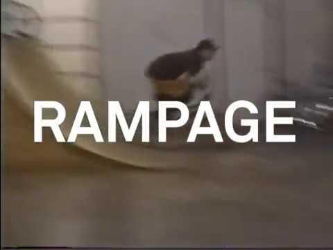 RAMPAGE Skatepark Practice