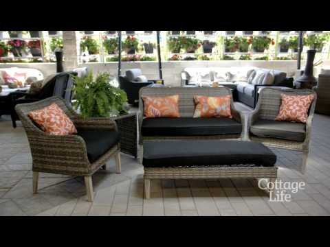 Spruce Up Your Outdoor Living Space