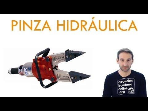 EQUIPOS DESCARCELACION HIDRAULICO   PINZA HIDRAULICA