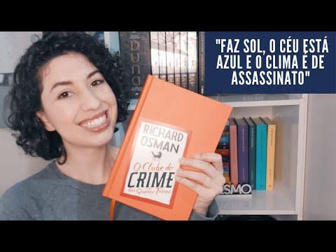 O Clube do Crime das Quintas-Feiras | Resenha Literária