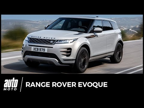 Essai Range Rover Evoque : sacré petit Velar