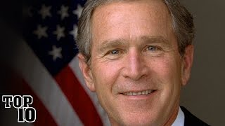 Top 10 Worst American Presidents