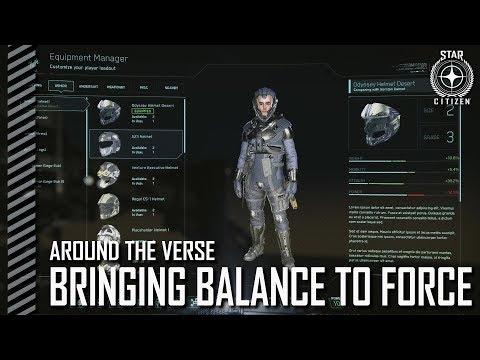 Around the Verse - Bringing Balance to Force