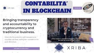 💡 Xriba, Rivoluzione della Contabilità su Blockchain [ Overview ]