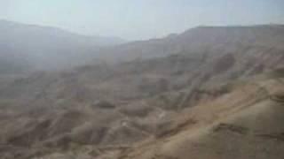 preview picture of video 'ヨルダン/ムジブ渓谷(Wadi Mujib/Jordan)'