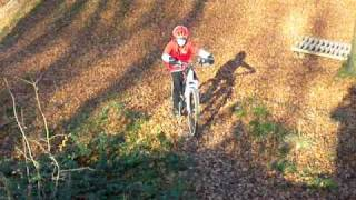 preview picture of video 'Mountainbike Teutoburger Wald'