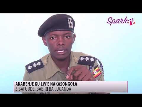 Akabanje kasse bataano e Nakasongola