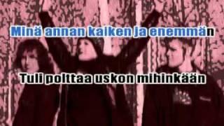 Apulanta - Viivakoodit KARAOKE