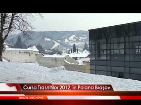 Cursa Trasnitilor 2012, in Poiana Brasov